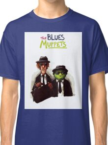 The Blues Muppets Classic T-Shirt