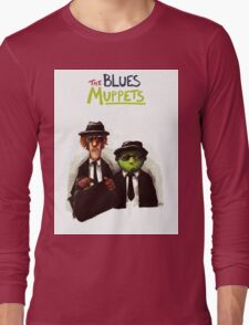 The Blues Muppets Long Sleeve T-Shirt