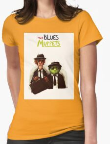 The Blues Muppets Womens T-Shirt