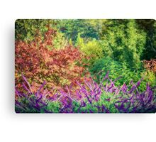 Glorious Garden   (ED) Canvas Print