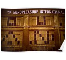 Glamorous dilapidation...Duke Street Liverpool Poster