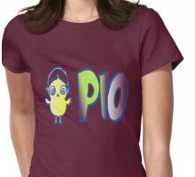 pulcino pio Womens Fitted T-Shirt