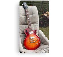Guild Bluesbird Guitar Metal Print
