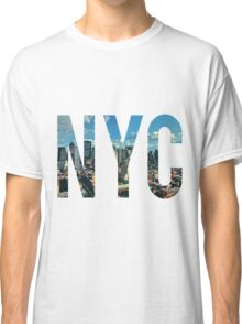 NEW YORK CITY. Classic T-Shirt