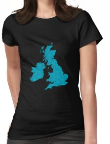 Flower Of Albion  Womens Fitted T-Shirt