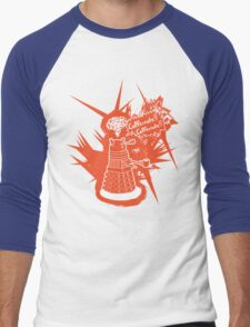 Caffeinate! Caffeinate! Men's Baseball ¾ T-Shirt