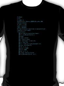 Tron Legacy Code T-Shirt