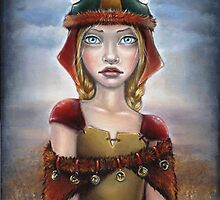 Viking Girl by tanyabond