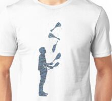 Tshirt - Tiled Juggler Light Unisex T-Shirt