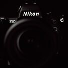 Nikon F100 by Paul Shellard