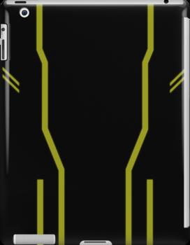 Tron Phone Case by SwordStruck