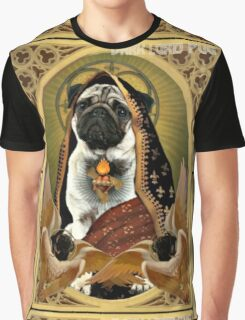 holy fawn Graphic T-Shirt