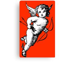 Cupid ( bow ) Canvas Print
