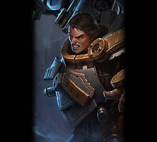 Steel Legion Garen by canozel