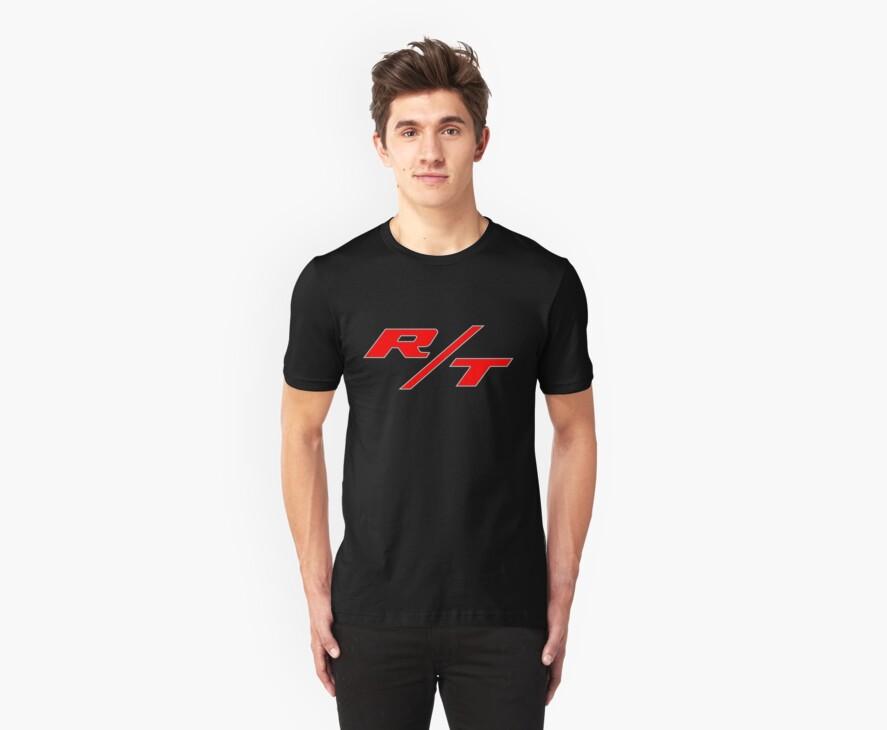 R/T Large Logo Shirt by kalitarios