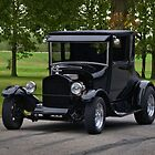 1927 Ford Model T Hot Rod by TeeMack