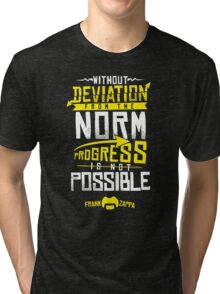 Deviation from the Norm Tri-blend T-Shirt