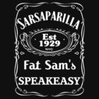 Sarsaparilla Racket by bobafettbach
