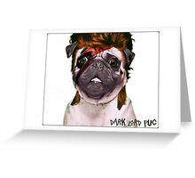 ziggystarpug Greeting Card