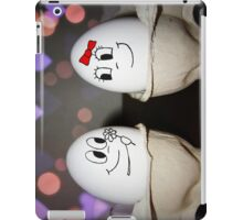 Egg Love iPad Case/Skin