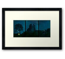 The Nightwatchman Framed Print