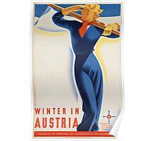 Vintage poster - Austria Poster