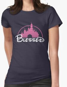 Blessed Womens Fitted T-Shirt