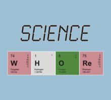 Science Whore by Darren Allen