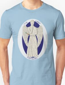 The angel's got the screwdriver! Unisex T-Shirt
