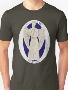 The angel's got the screwdriver! T-Shirt