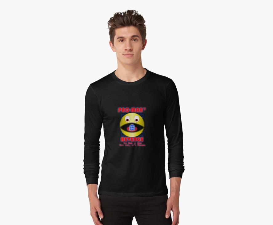 Pac-Man's Revenge by Darren Allen