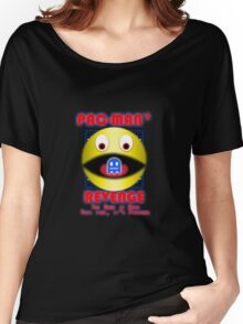 Pac-Man's Revenge Women's Relaxed Fit T-Shirt