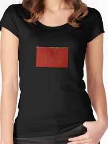 Radiohead Amnesiac Women's Fitted Scoop T-Shirt