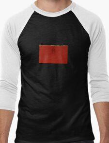 Radiohead Amnesiac Men's Baseball ¾ T-Shirt