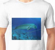 Dugong, Cocos Island, Indian Ocean, Australia Unisex T-Shirt