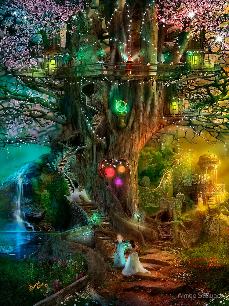 The Dreaming Tree by Aimee Stewart