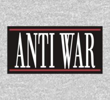 "Peace ""ANTI WAR"" by T-ShirtsGifts"