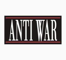 "Peace ""ANTI WAR"" Kids Clothes"