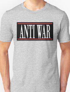 "Peace ""ANTI WAR"" T-Shirt"