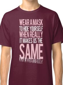 NateWantsToBattle - Mangled Classic T-Shirt