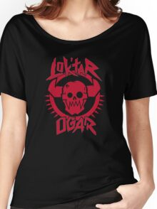 Victory or Death Women's Relaxed Fit T-Shirt