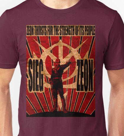 Sieg Zeon Unisex T-Shirt