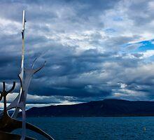 Voyage of the Vikings by davidmorganti
