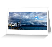 Voyage of the Vikings Greeting Card
