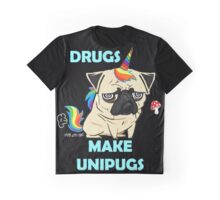 fawn unipugs Graphic T-Shirt