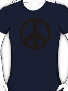 Peace Sign Symbol T-Shirt T-Shirt