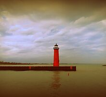 Historic North Pier by kkphoto1