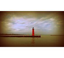 Historic North Pier Photographic Print