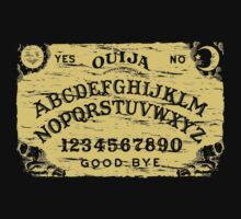 Ouija Board  by SmittyArt
