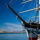 Balclutha & Golden Gate by Yukondick